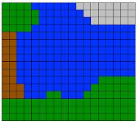 Pixilated Example Image